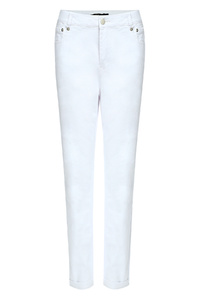 White Mummy Jeans