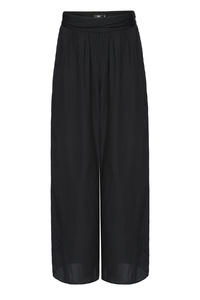 Black Wide Legged Trousers