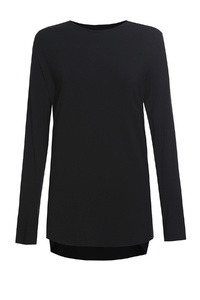 Black Lightweight Top