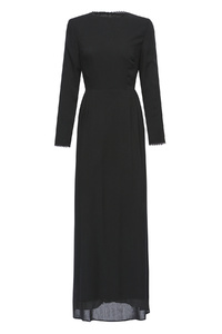 Ulyssa Black Maxi Dress