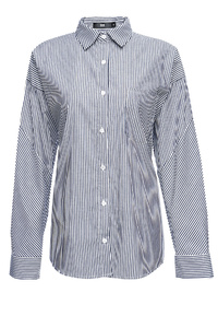 Alexa Striped Shirt