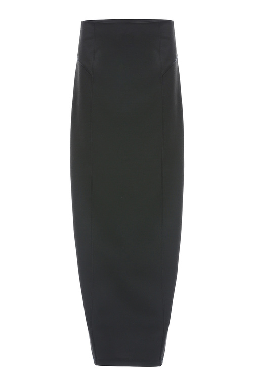 Black Corporate Skirt [Size: 6]