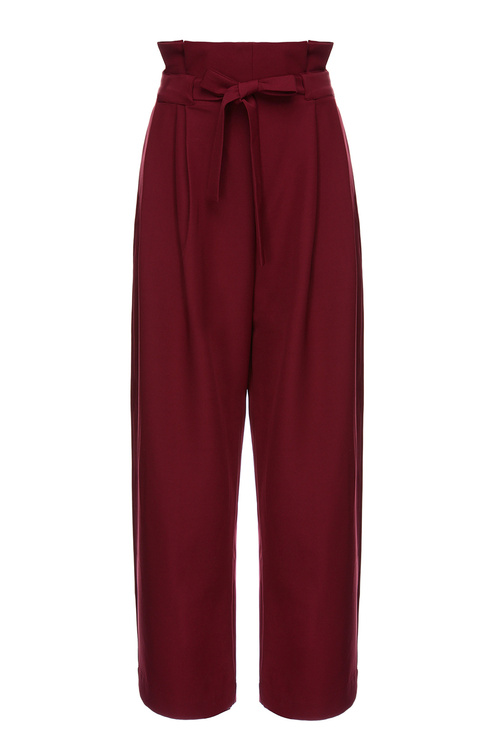 Rouge Wide Legged Trouser [Size: 6]